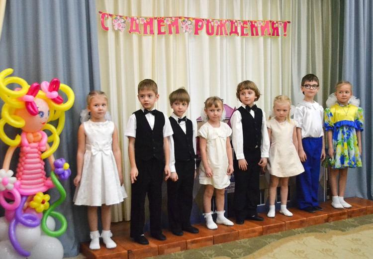 Первый православный детский сад Белгорода отметил 10-летний юбилей