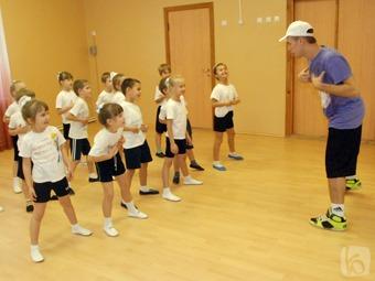 Воспитанников православного детсада обучили азам хип-хопа