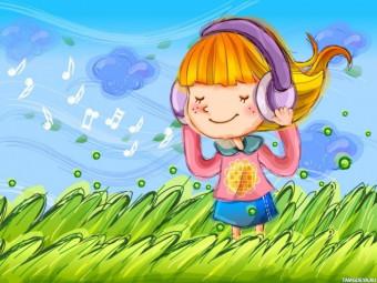 музыка 123