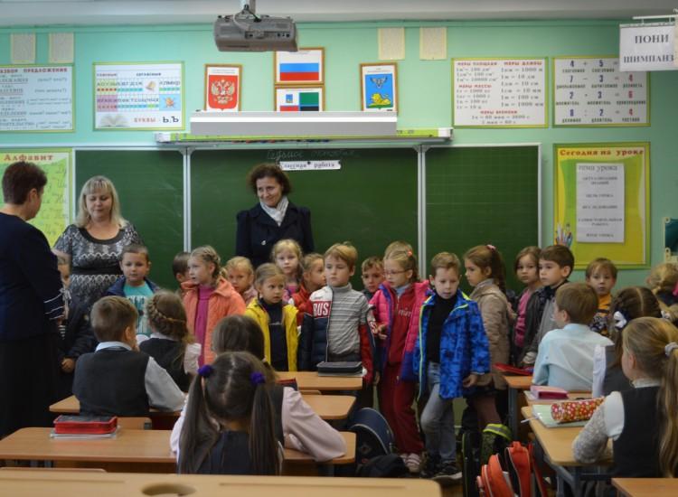 Школа готова их встретить уже через год