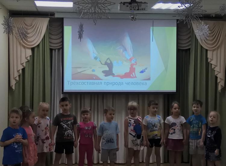 Корпусу «Владимирский» детского сада «Рождественский» – 2 года!