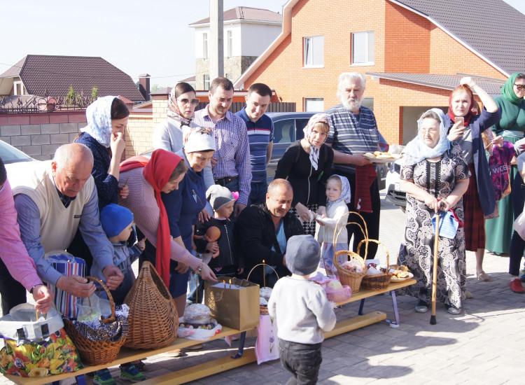 Зарождение традиции – шаг на пути укрепления нашей дружной семьи