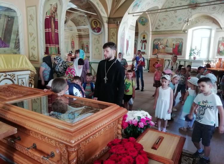 Праздник Преображения Господня в корпусе «Владимирский»