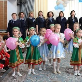Детскому саду «Рождественский» -15лет